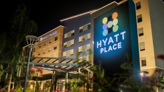 Hyatt Place Managua