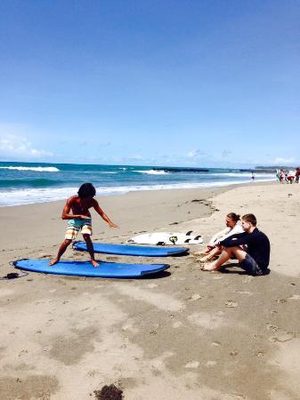 Surf Bungkus