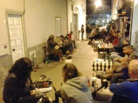 Zazamira: Marzo 2016 Corralejo,la notte.
