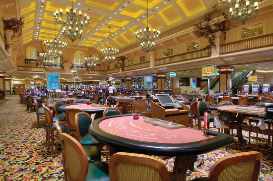 gold coast casino table games