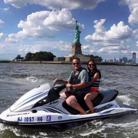 New York Harbor JetSki Tours