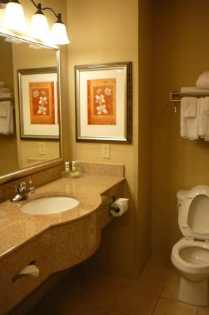 toilet lid detached from commode picture of country inn suites rh tripadvisor com
