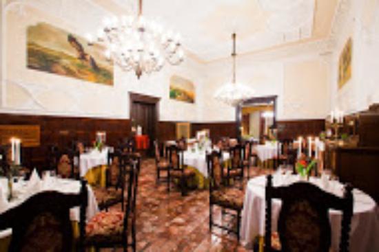 Maciejewo, بولندا: Sala restauracyjna