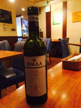 Capricciosa  Chatanmihamate: イタリアワイン