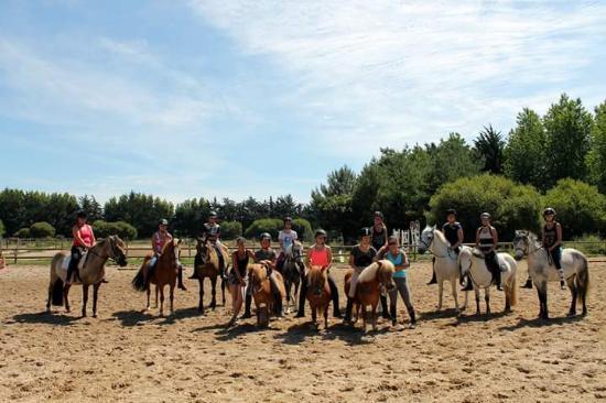 Centre equestre des Dunes - Erdeven