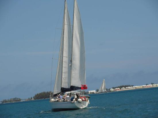 Hamilton, Islas Bermudas: Spirit of Liberty