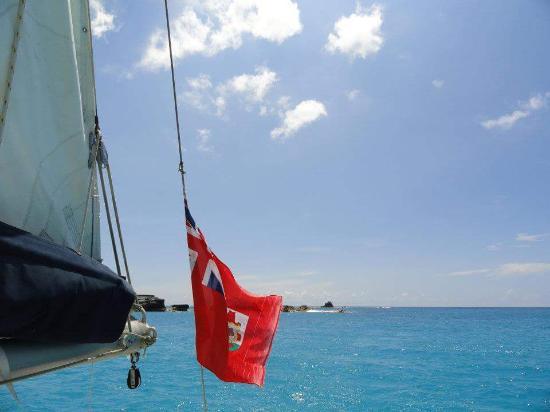Hamilton, Islas Bermudas: sailing