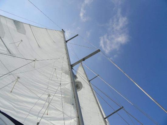Hamilton, Islas Bermudas: Sail
