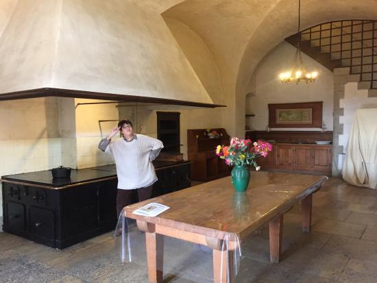 l\'ancienne cuisine - Picture of Chateau de Ripaille, jardins ...