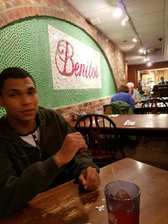 Benito's Brick Oven Pizza & Pasta