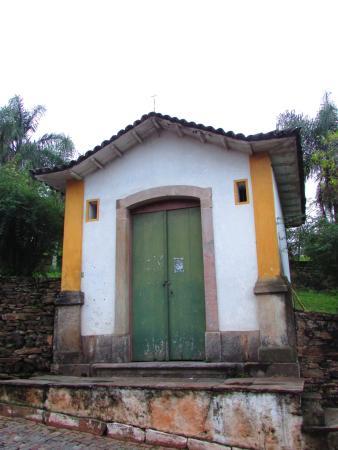 Capela de Bom Jesus da Pedra Fria