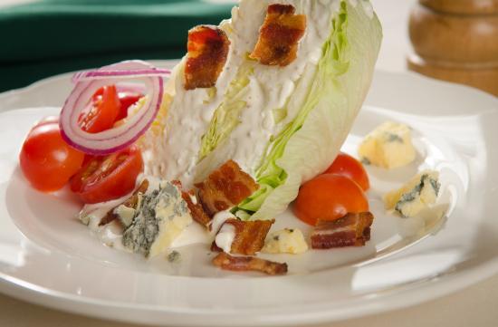 Dorset, VT: Wedge Salad