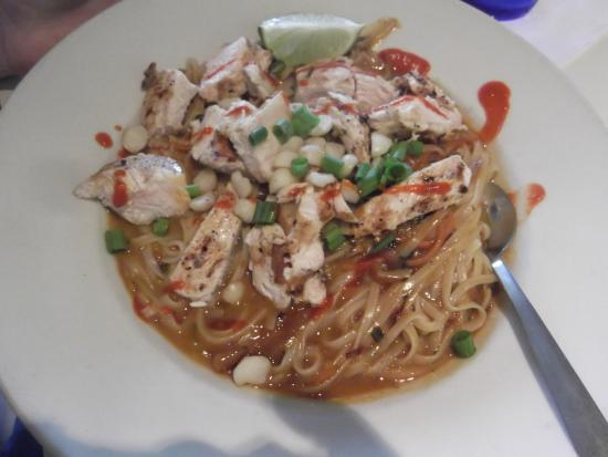 Crescent Beach, FL: Asian Noodles