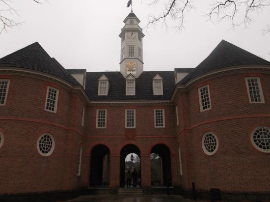 Colonial Williamsburg: Capital