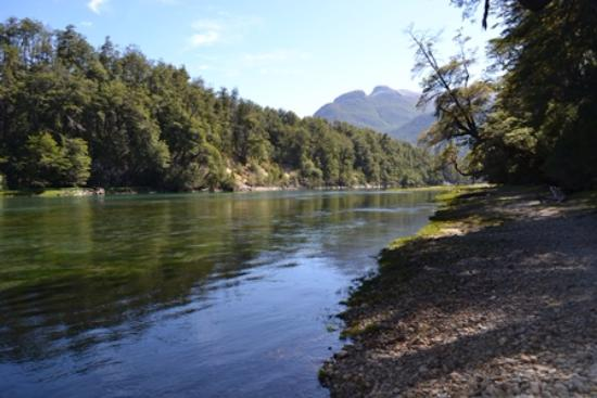 Rio Arrayanes Campamento Agreste: Rio Arayanes