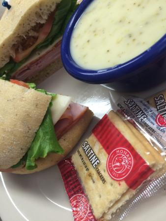 McAlester, OK: Whistle-Stop Bistro