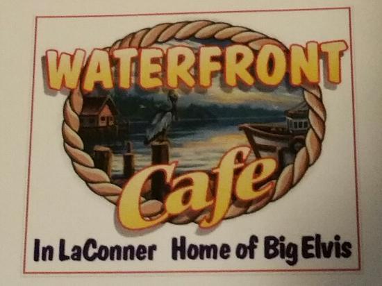 Waterfront Cafe La Conner Menu