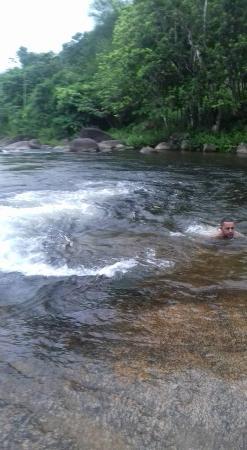 Pousada das Cachoeiras: cachoeira do sertão