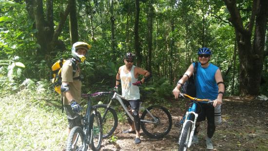 Baha Ba'r Mountain Bike Tours