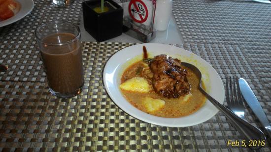 Ibis Jakarta Arcadia: Nice breakfast