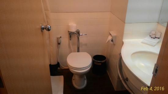 Ibis Jakarta Arcadia: OK bathroom