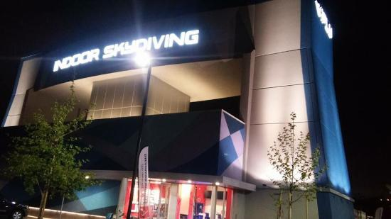 iFLY Indoor Skydiving - San Diego