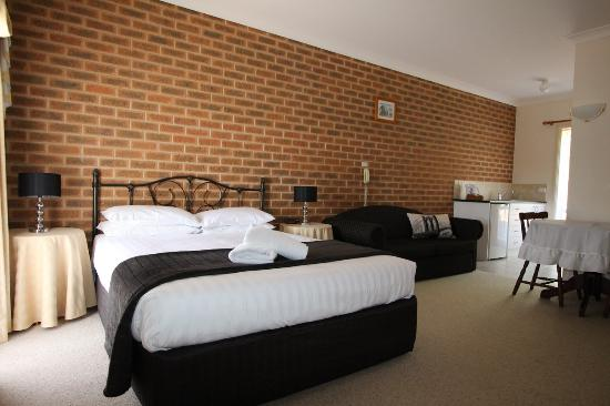 Yackandandah, Australia: Queen Room