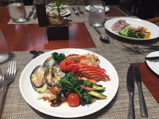 lobster all you can eat picture of spiral manila tripadvisor rh tripadvisor co nz