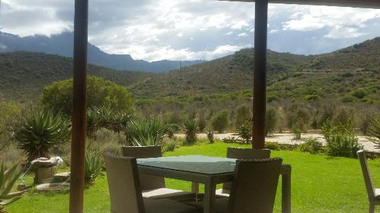 Ladismith, Южная Африка: Mymering