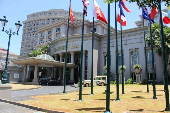 ouside view picture of the imperial hotel vung tau vung tau rh tripadvisor co za