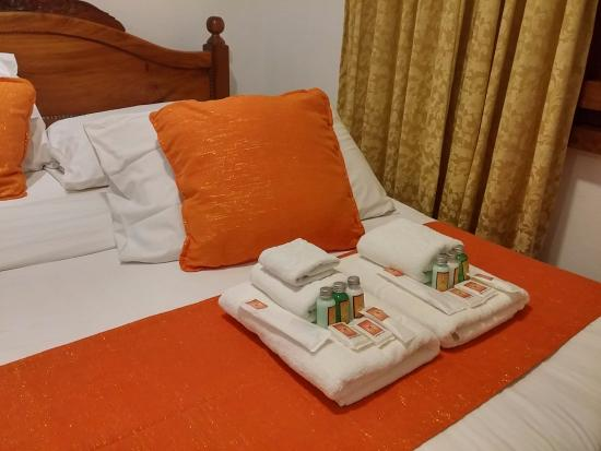 Bathroom Amenities Omitted A Hand Towel Picture Of Hotel Felicidad Vigan Tripadvisor