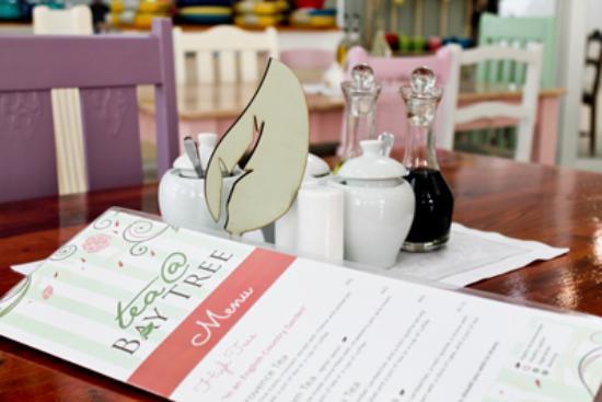 Shelly Beach, Sudáfrica: Tea @ Bay Tree