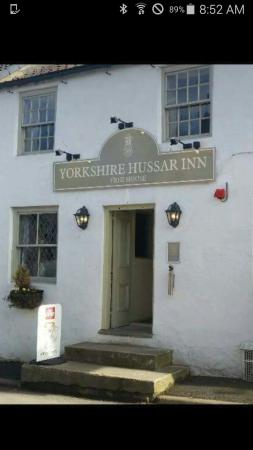 Markington, UK: The  Yorkshire Hussar Inn