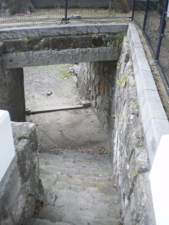 ‪Remains of Water Gate at Tanabejo Castle‬