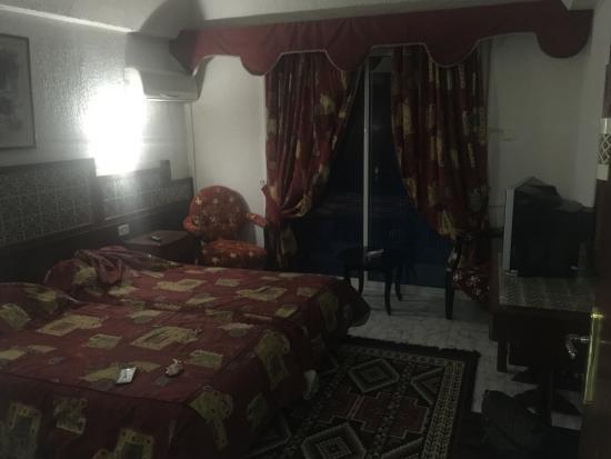 Hotel l'Oasis Gabes : Habitación