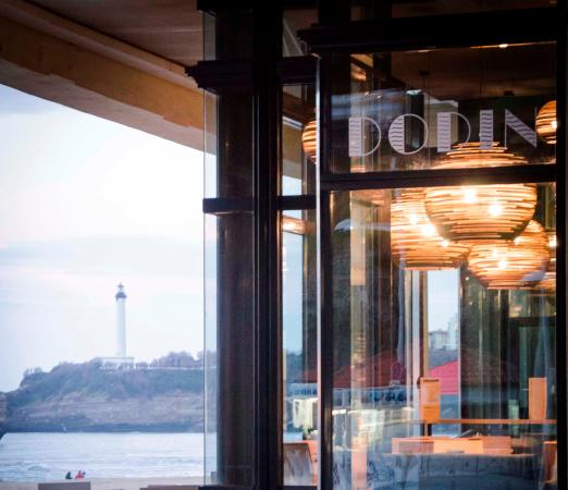 Photo of French Restaurant Dodin at Quai De La Grande Plage, Biarritz 64200, France