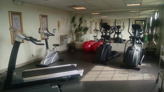 Woonsocket, Rhode Island: Fitness Center
