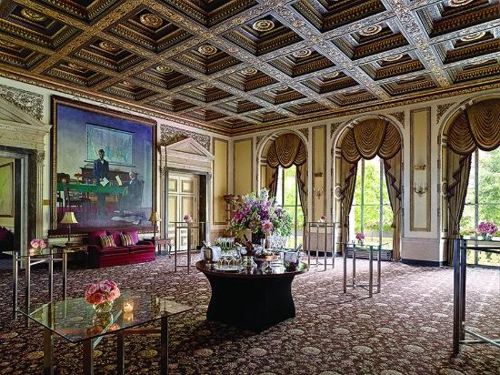 The Langham, Boston: Wyeth Room Reception
