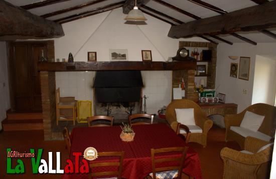Holiday Farm La Vallata: La Vallata, Umbria, Italy