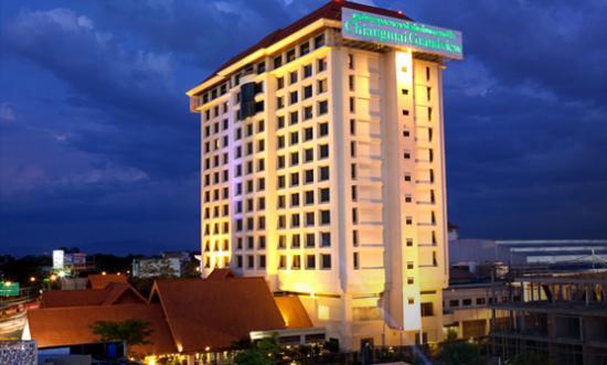 Chiangmai Grandview Hotel: Home