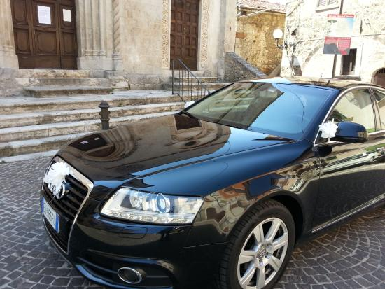 F&P di Fabrizio Paloni - Limousine and chauffeur services Rome.