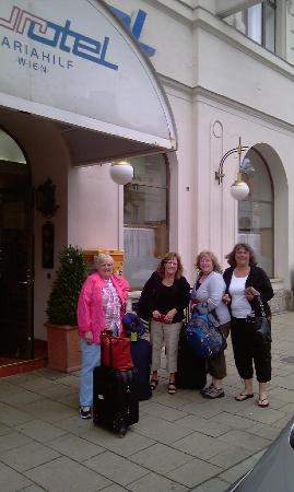 from prague to vienna arrival to vienna picture of martin s rh tripadvisor com