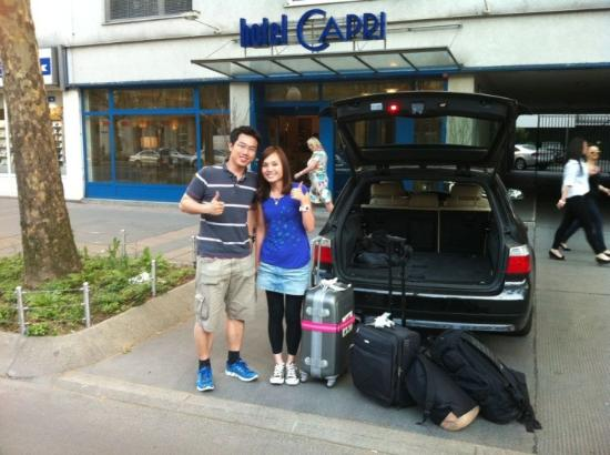 Martin's Prague Airport Transfers & Intercity Taxi