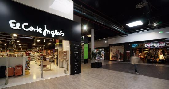Outlet de el corte ingles photo de the outlet stores for Outlet del design