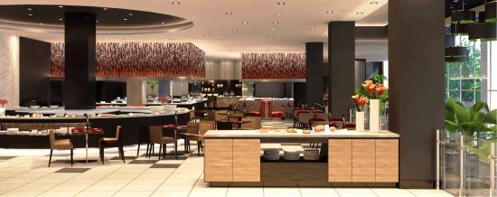 Restaurant Kitchen All Day pullman kitchen all-day-dining restaurant - picture of pullman