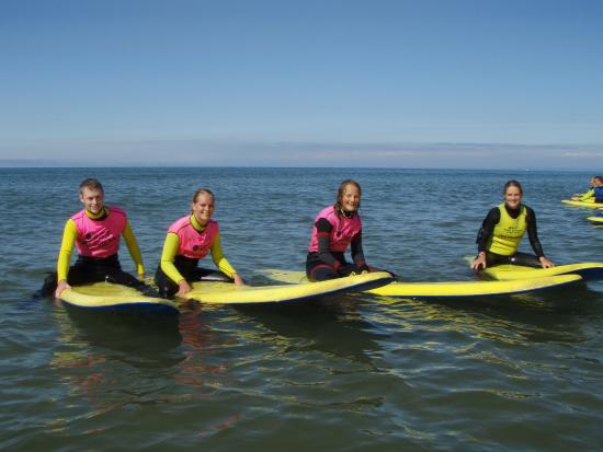 WSF: Welsh Surfing Federation Surf School