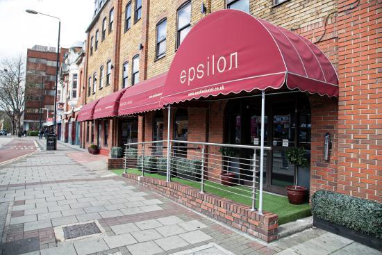Epsilon hotel londres angleterre voir les tarifs 5 for Hotels londres