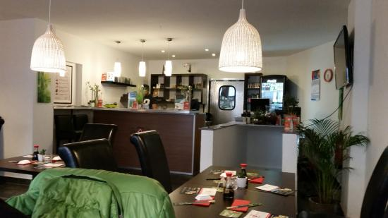 Offene Küche Foto De L'eden City Langenfeld Tripadvisor
