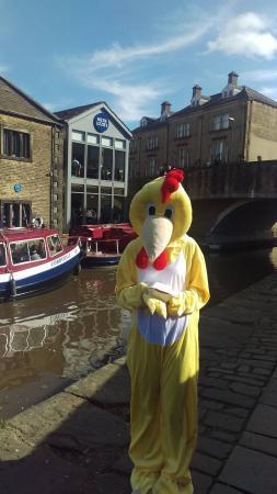 Bizzie Lizzie's - Swadford Street: Bizzie Lizzie's Easter Chicken!