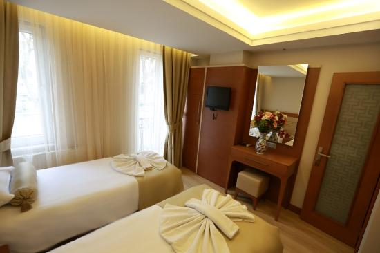 dbl room picture of sirkeci park hotel istanbul tripadvisor rh tripadvisor com
